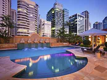 Otel - Quay West Suites Brisbane