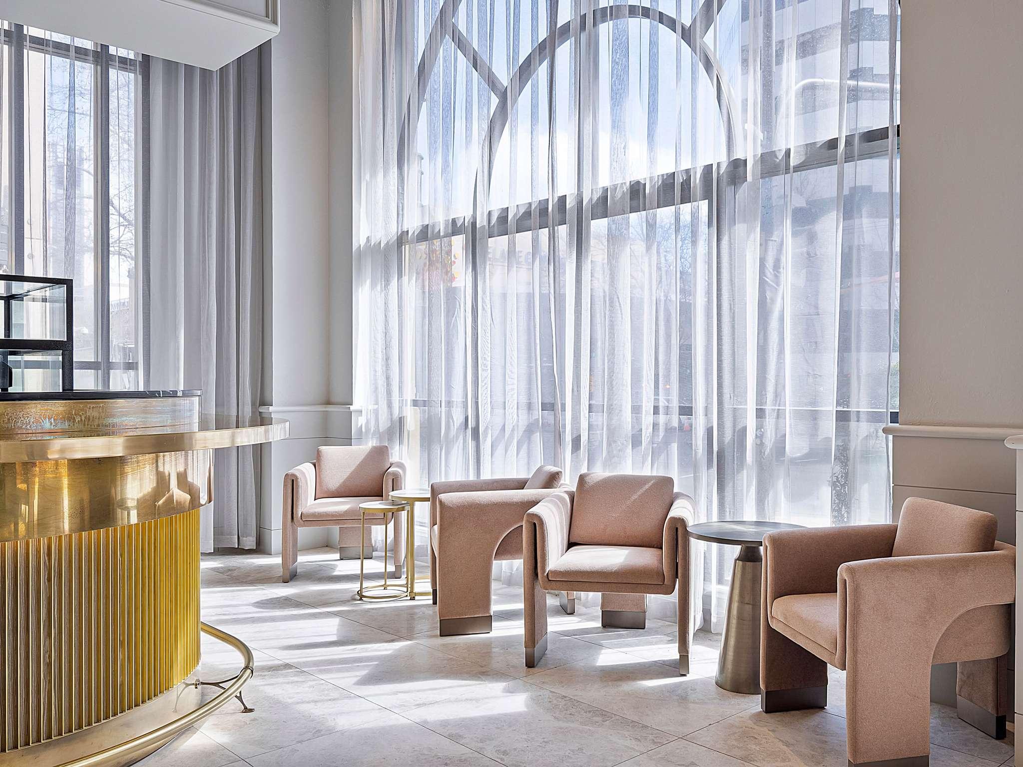 Отель — Отель Плэйфорд Аделаида MGallery by Sofitel
