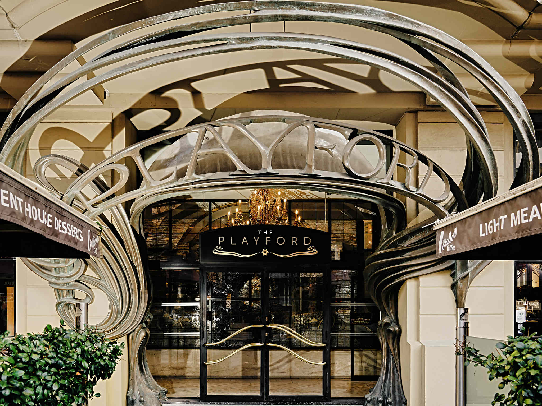 فندق - The Playford Adelaide - MGallery by Sofitel