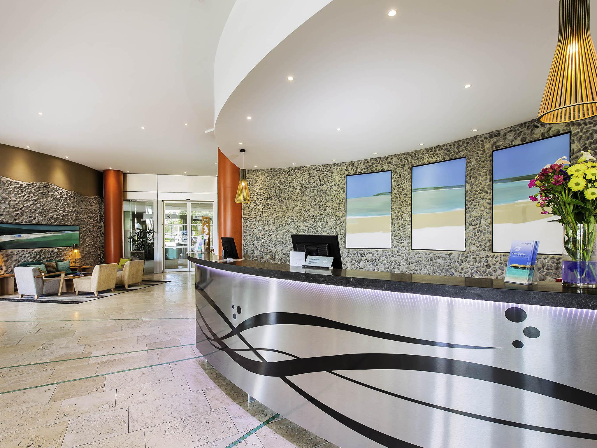 โรงแรม – The Sebel Maroochydore
