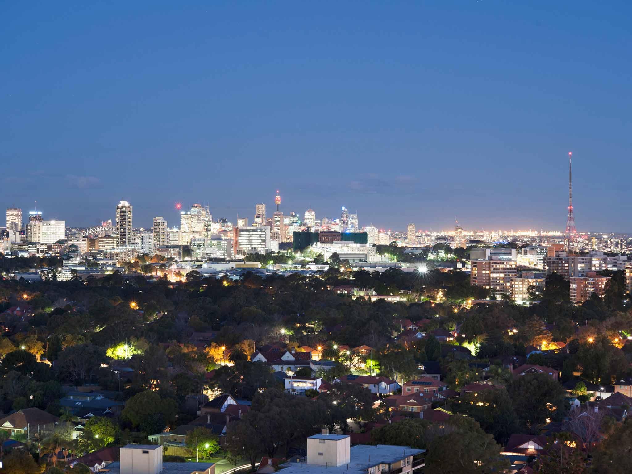 호텔 – The Sebel Sydney Chatswood