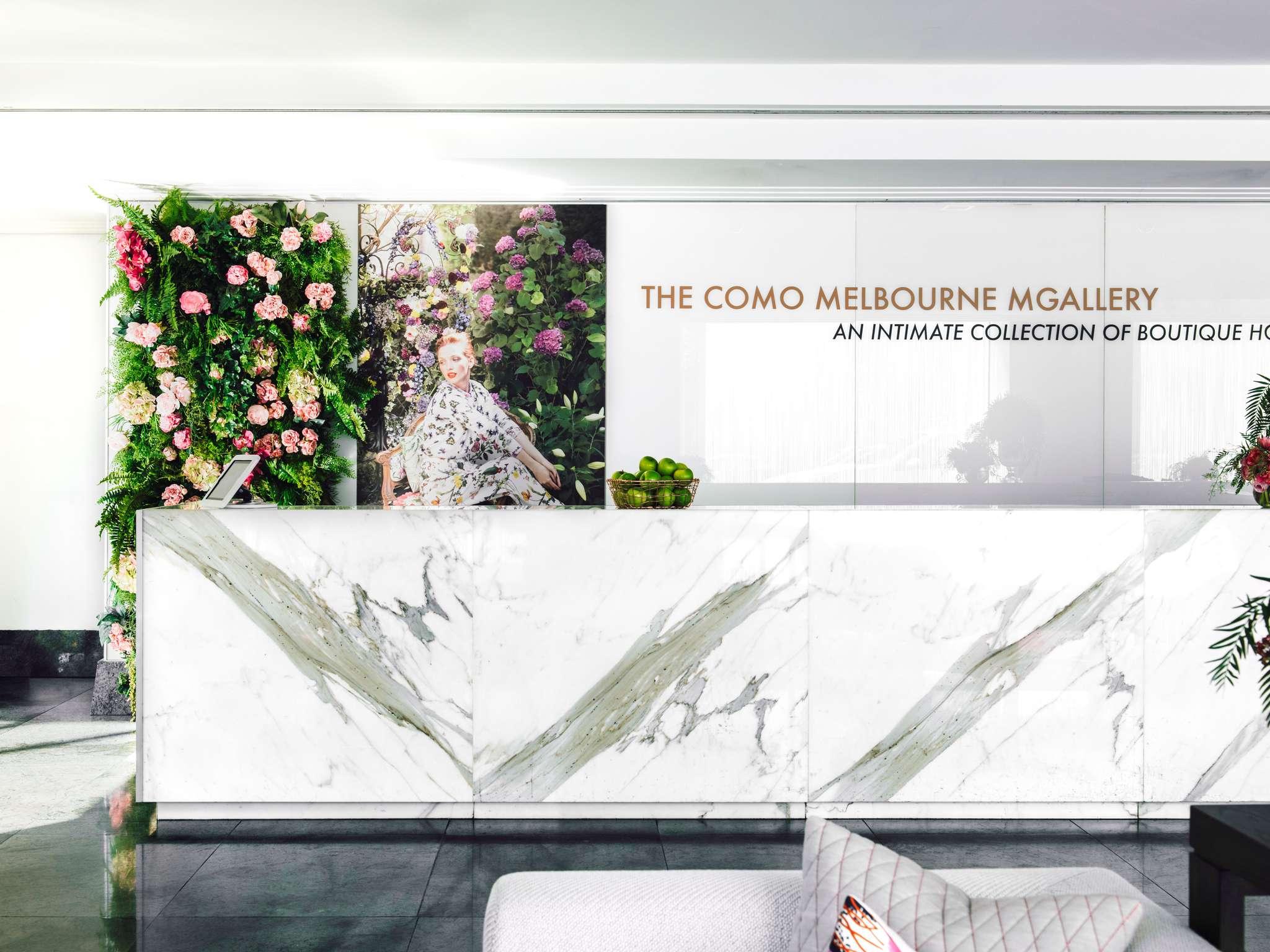 Отель — The Como Melbourne - MGallery by Sofitel