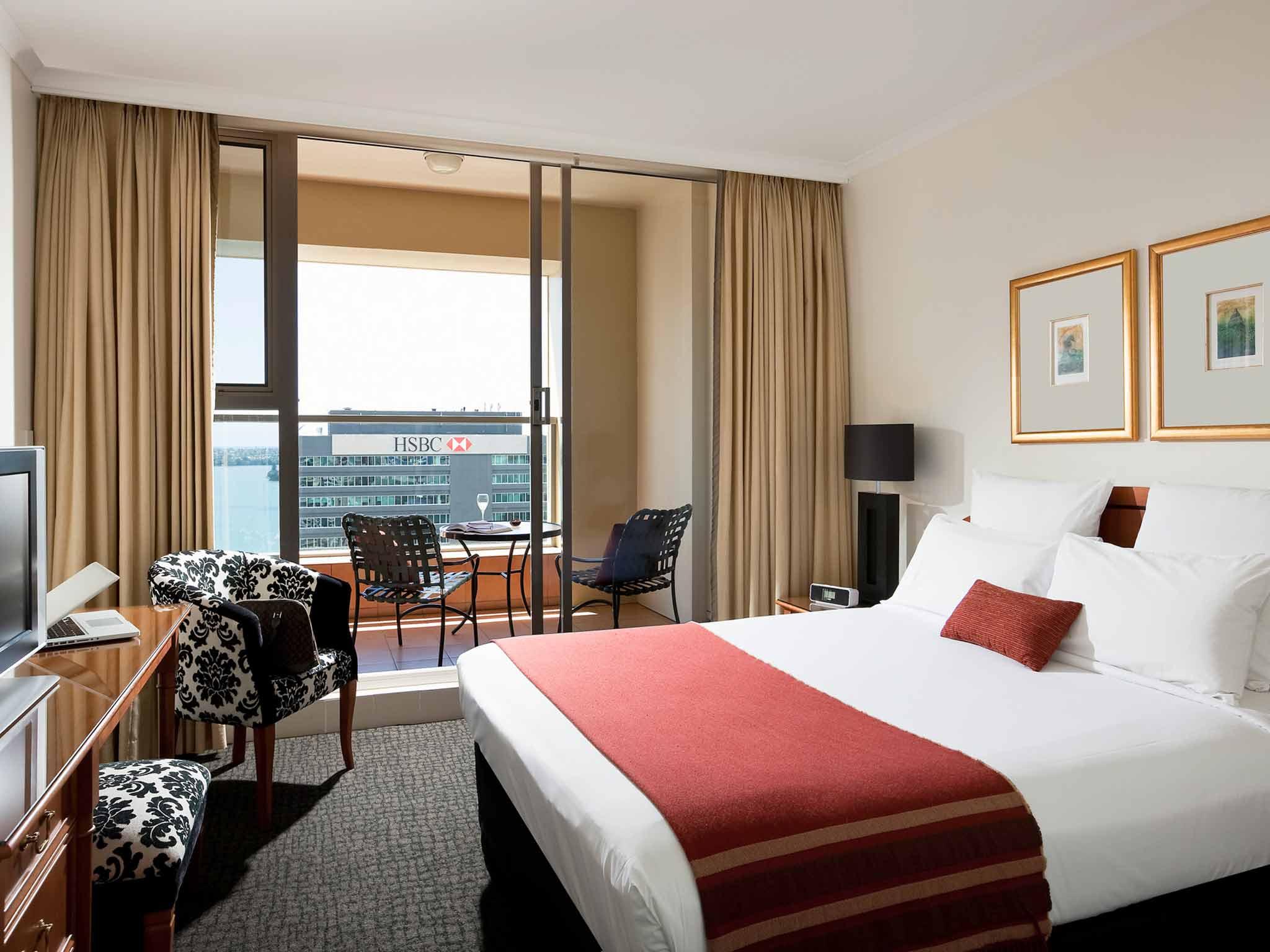 酒店 – 奥克兰西码头诗铂高级服务公寓