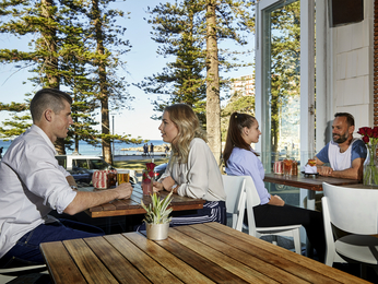 Restaurant - The Sebel Sydney Manly Beach