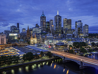 Destination - Quay West Suites Melbourne