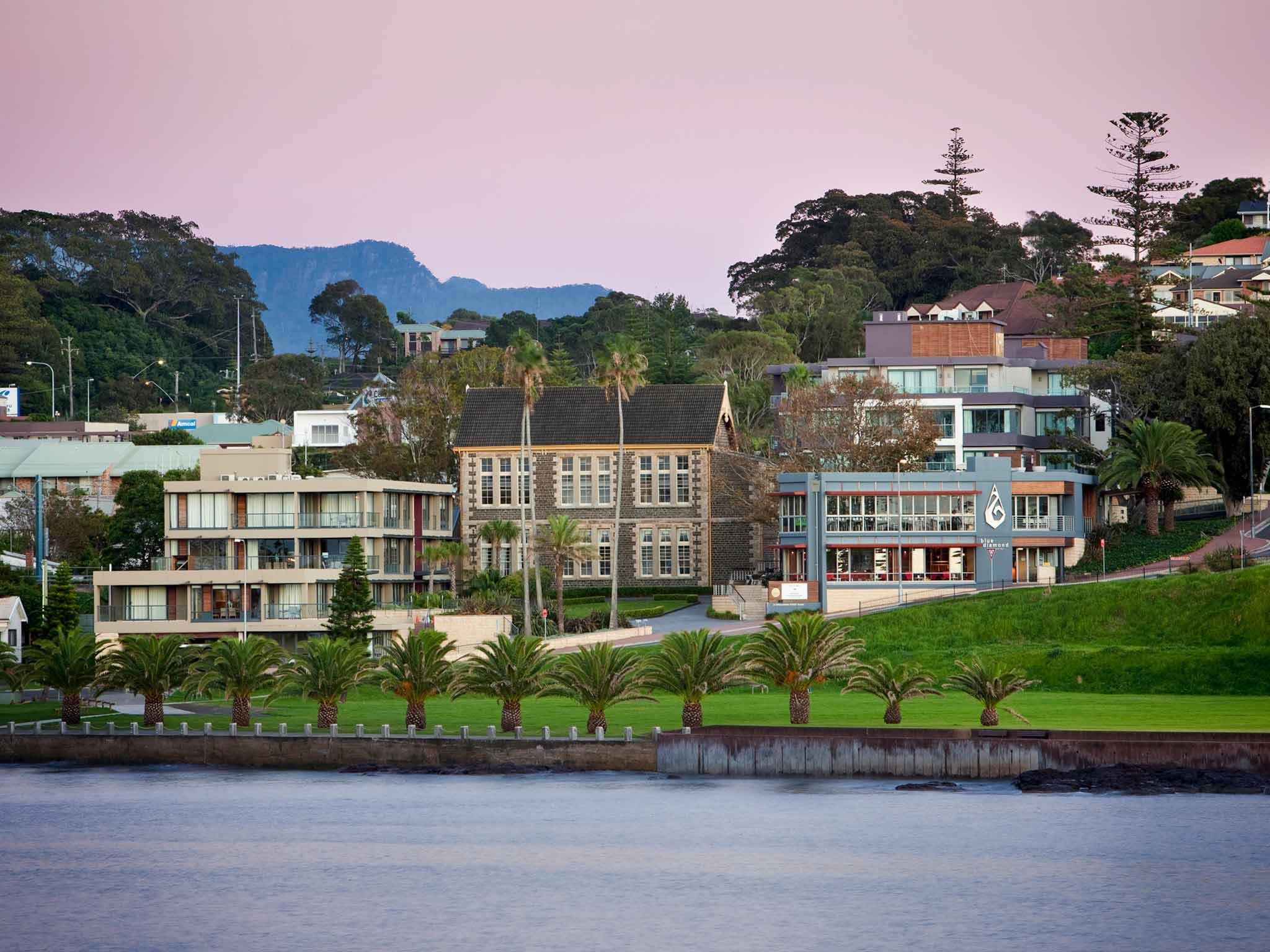 โรงแรม – The Sebel Kiama Harbourside