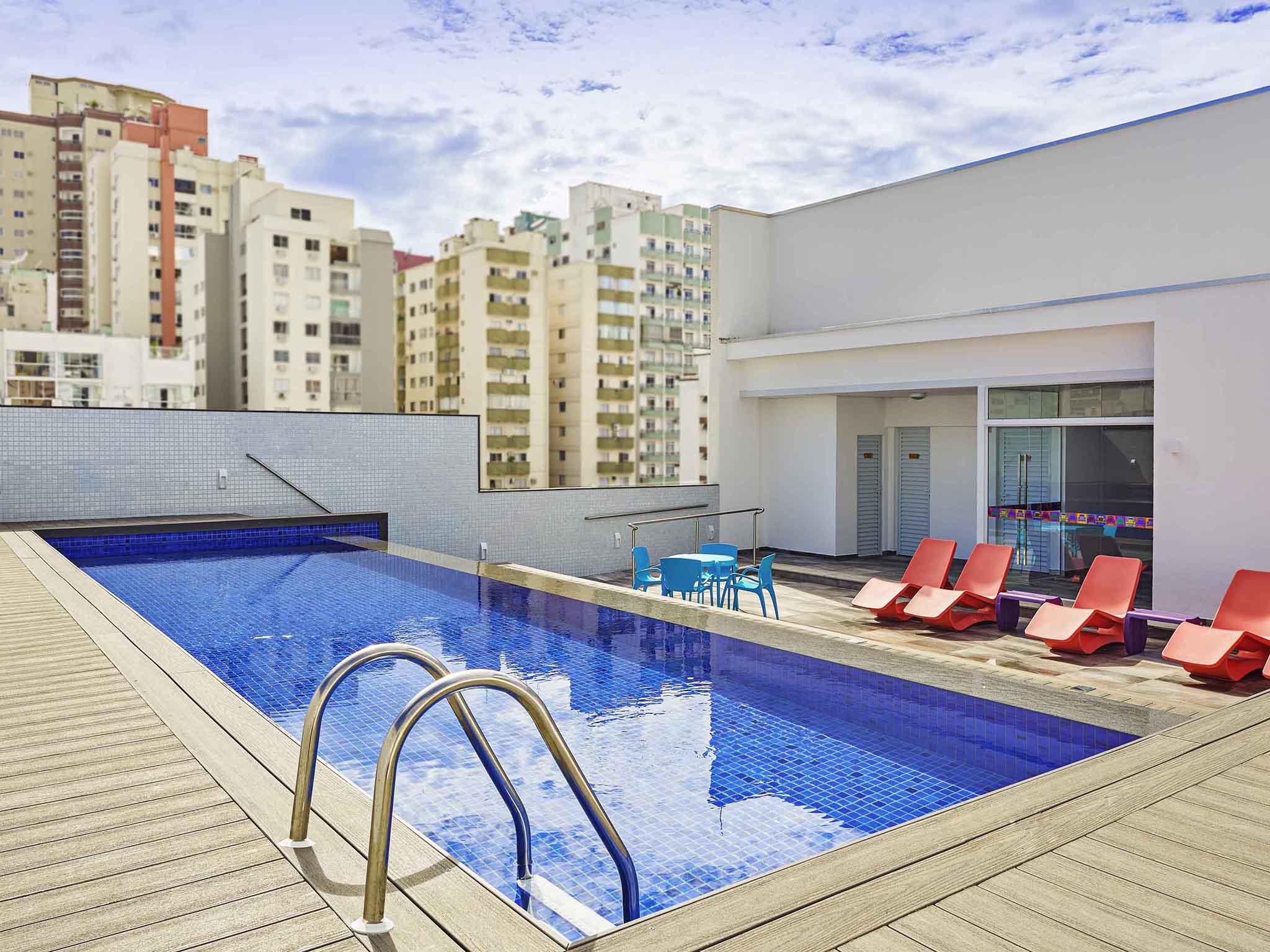 Hotel Palmas Executivo BalnearioCamboriu Brazil
