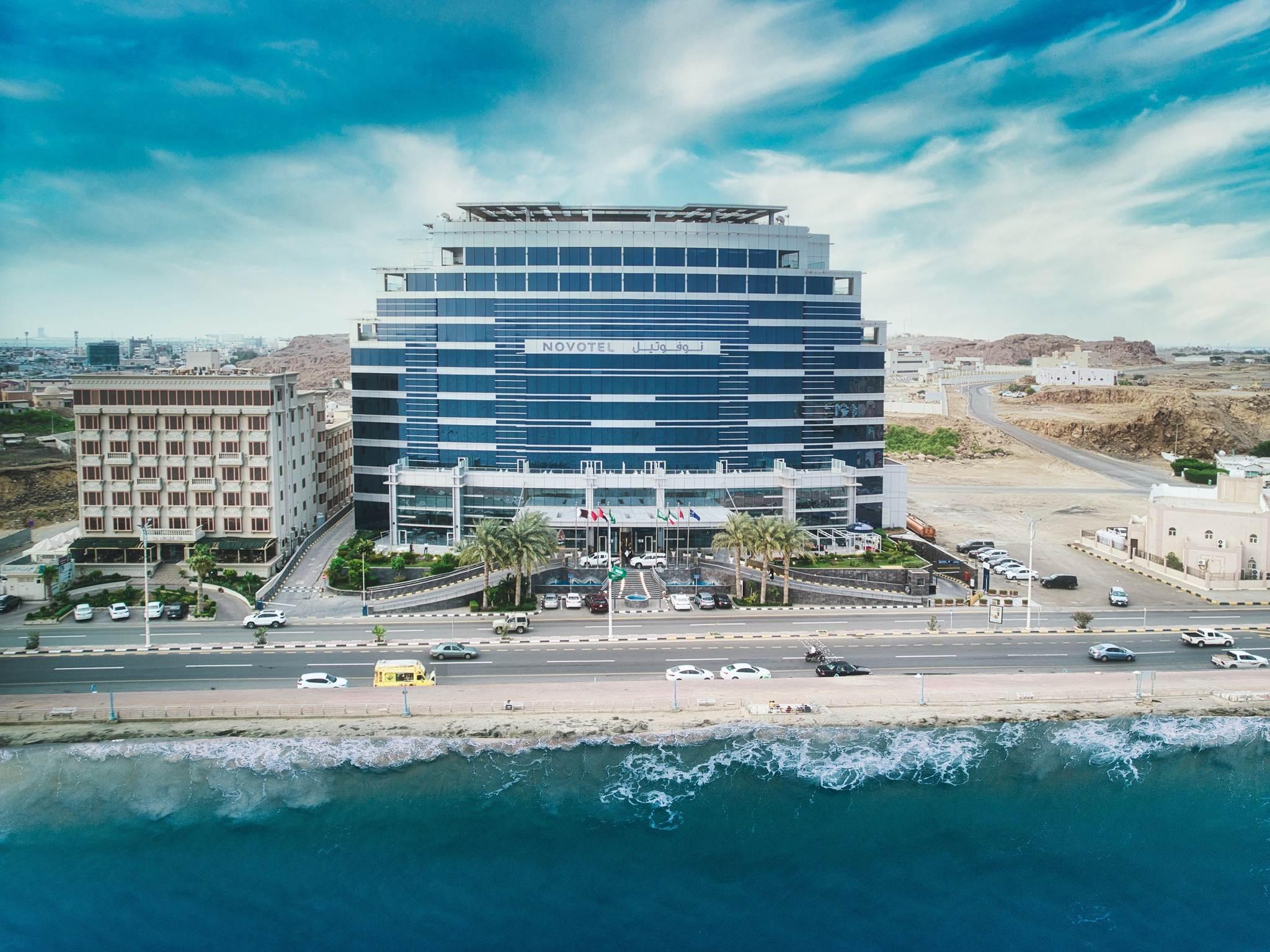 โรงแรม – Novotel Jazan