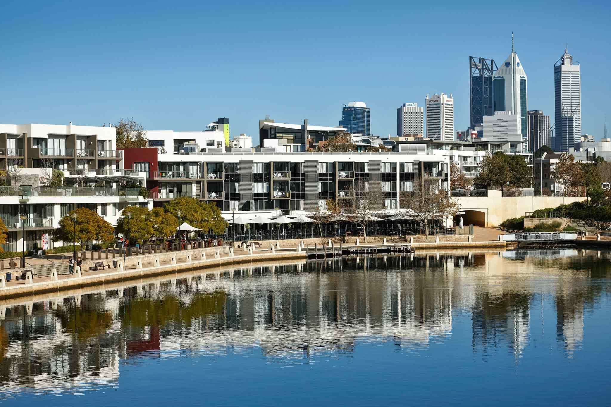 호텔 – The Sebel East Perth