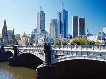 Destinasi - Mercure Melbourne Albert Park