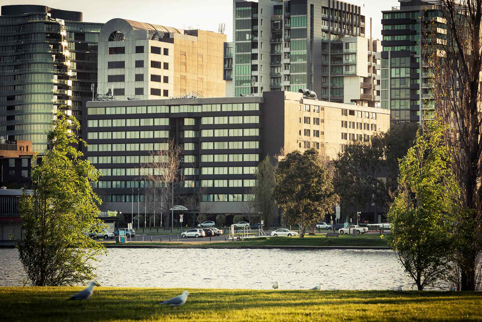 โรงแรม – Mercure Melbourne Albert Park