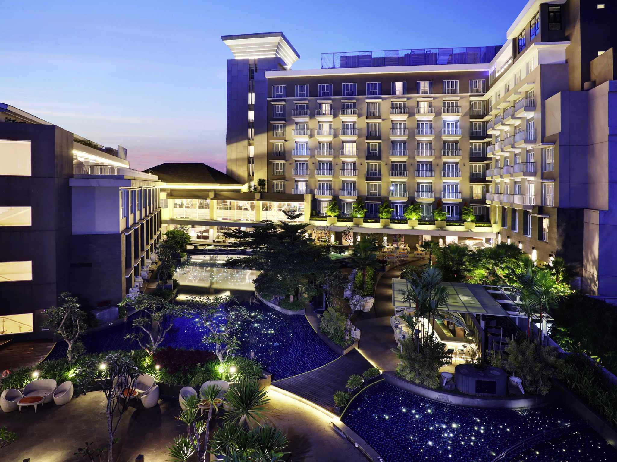 โรงแรม – Grand Mercure Bandung Setiabudi