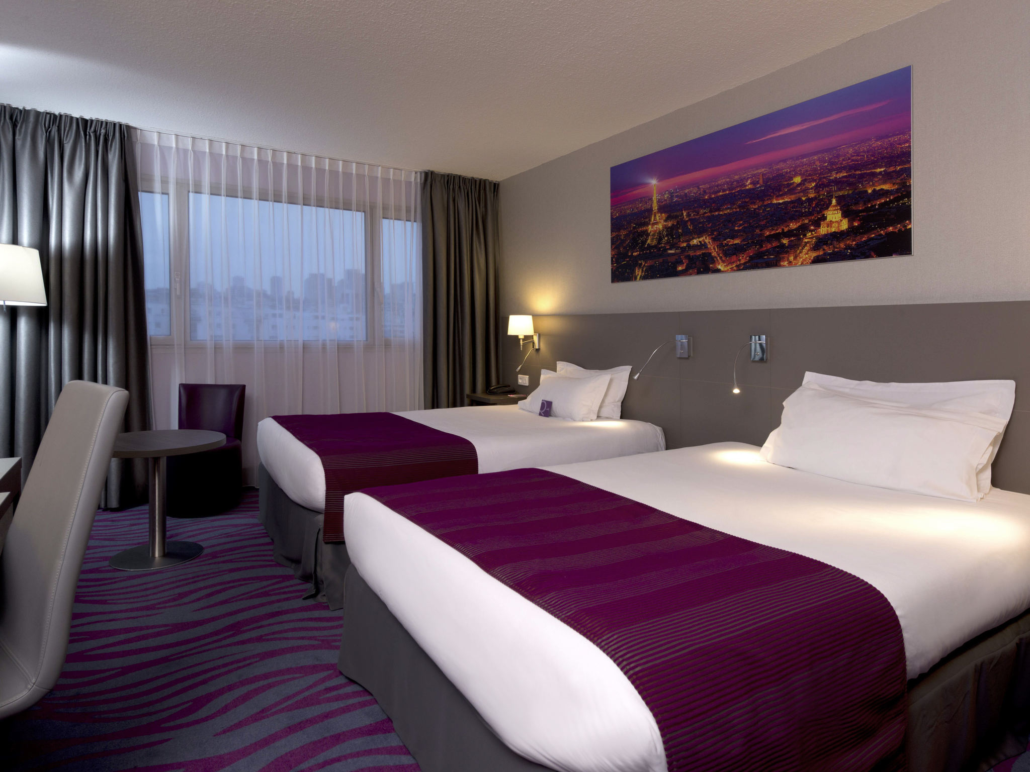 Otel – Hotel Mercure Paris 19 Philharmonie La Villette