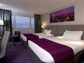 Hotel Mercure Paris 19  Philharmonie La Villette