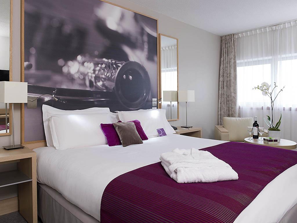 Hotel In PARIS Hotel Mercure Paris Philharmonie La Villette - Hotel porte de la villette