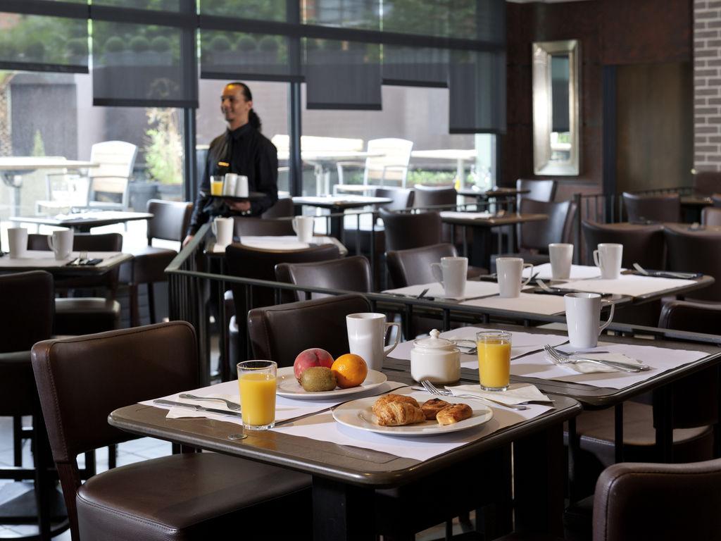 l 39 entrep t paris restaurants by accorhotels. Black Bedroom Furniture Sets. Home Design Ideas