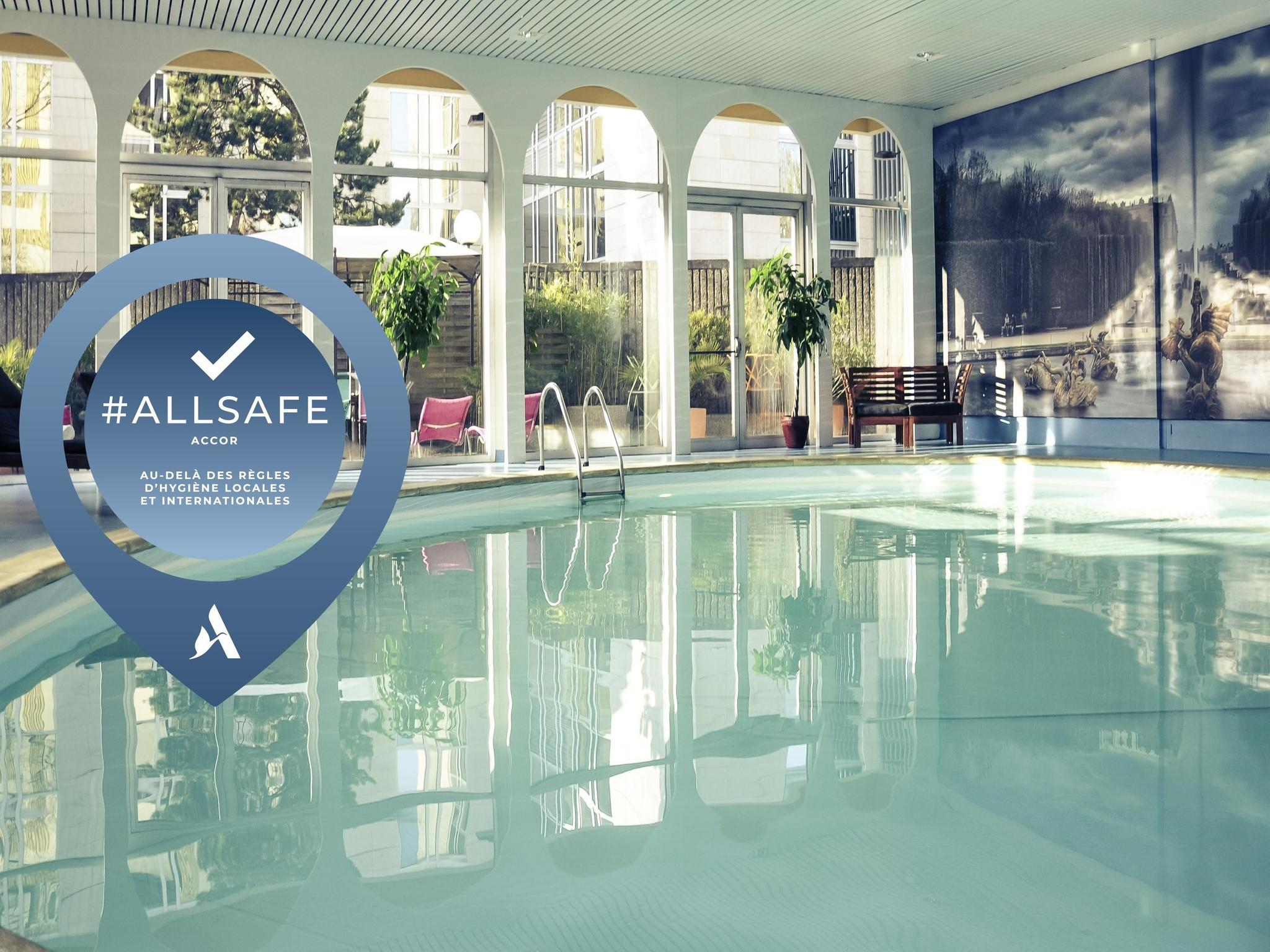 Hotel – Hotel Mercure Parijs Velizy