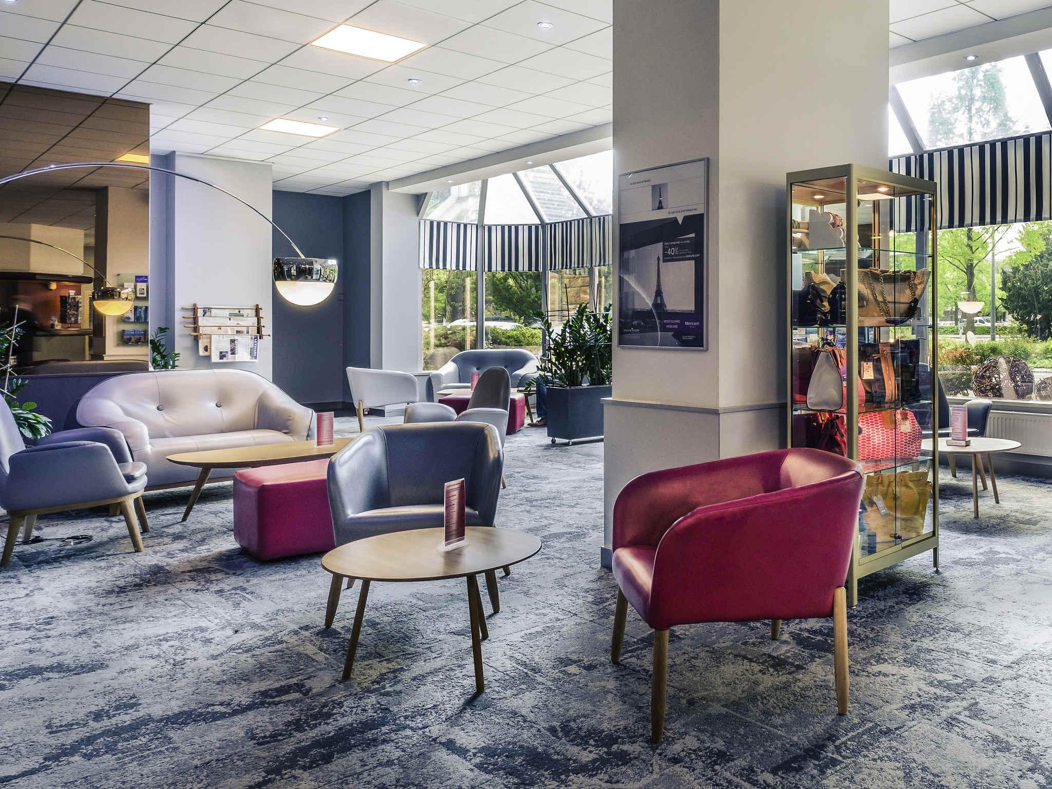 酒店 – 斯特拉斯堡会议中心美居酒店