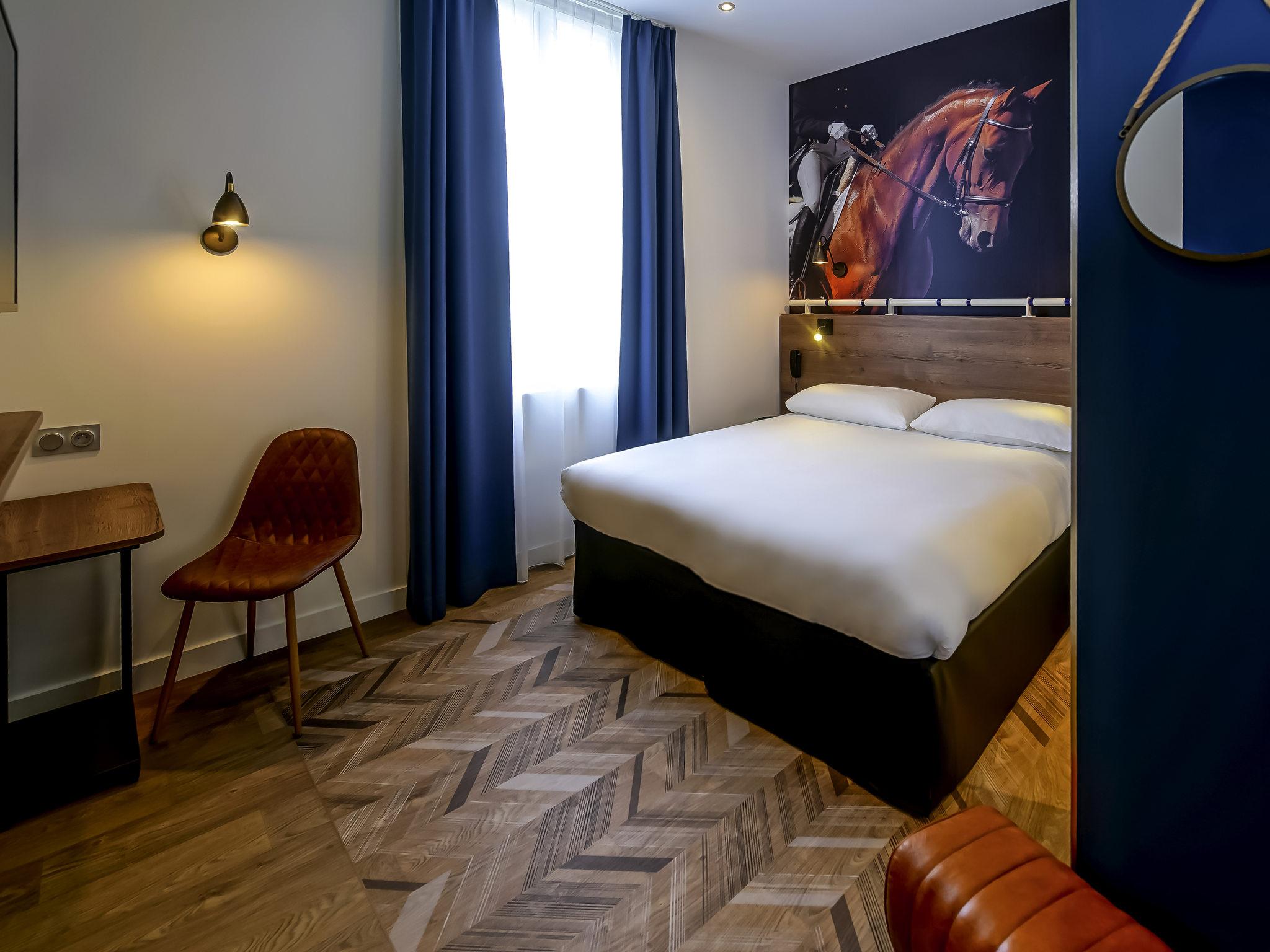 Отель — ibis Styles Saumur Gare Centre
