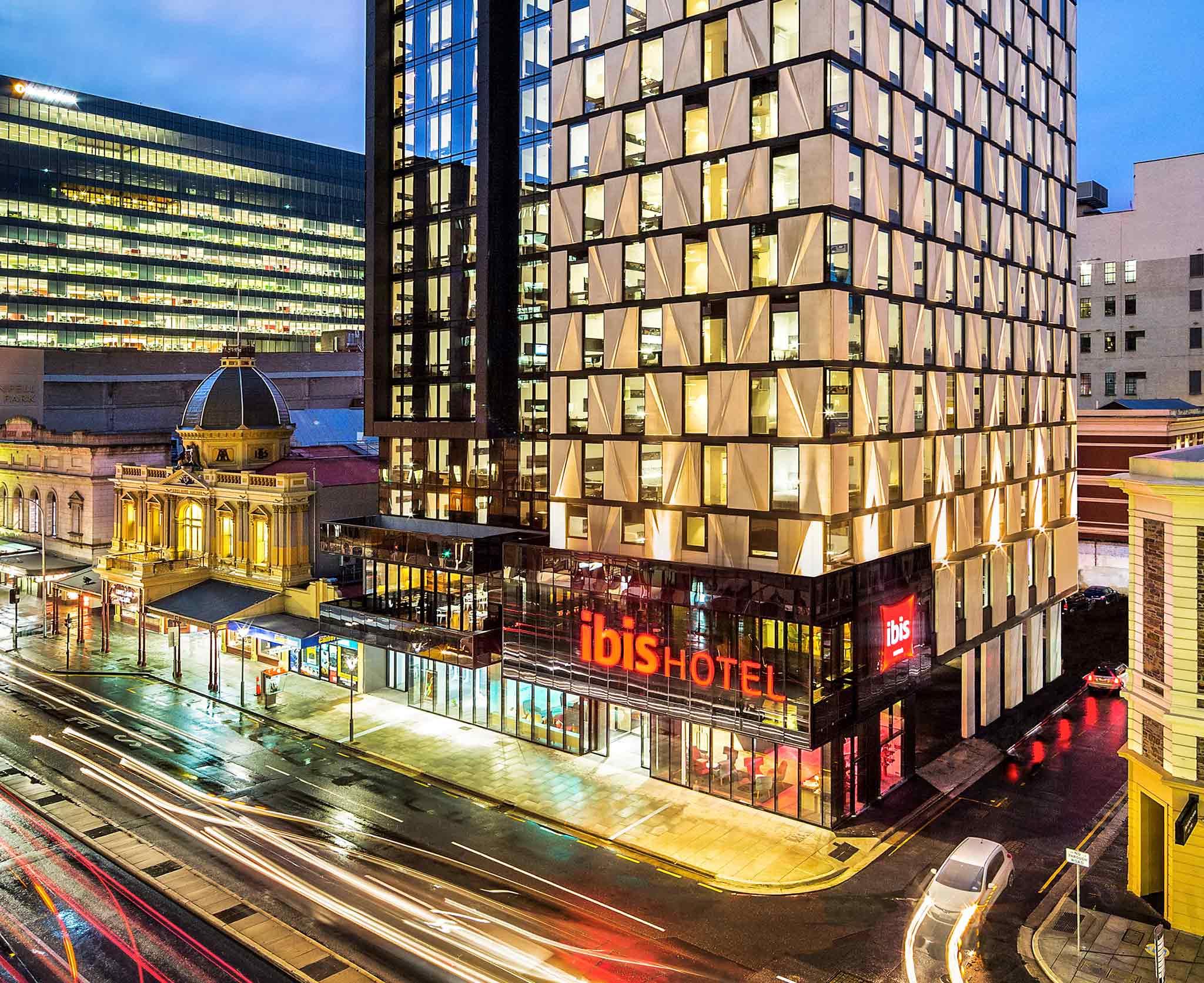 โรงแรม – ibis Adelaide