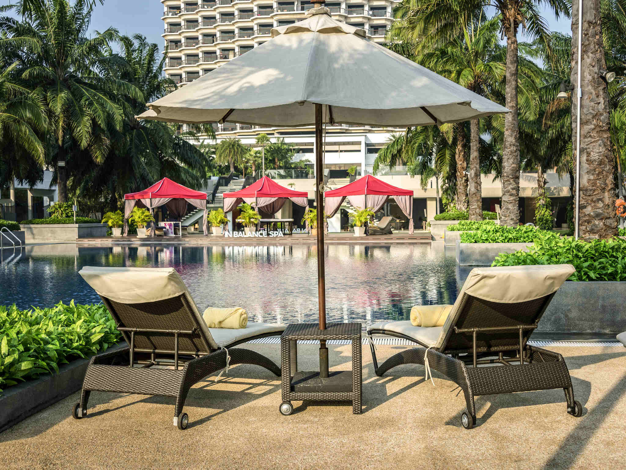 Hotel Novotel Hua Hin Cha Am Beach Resort