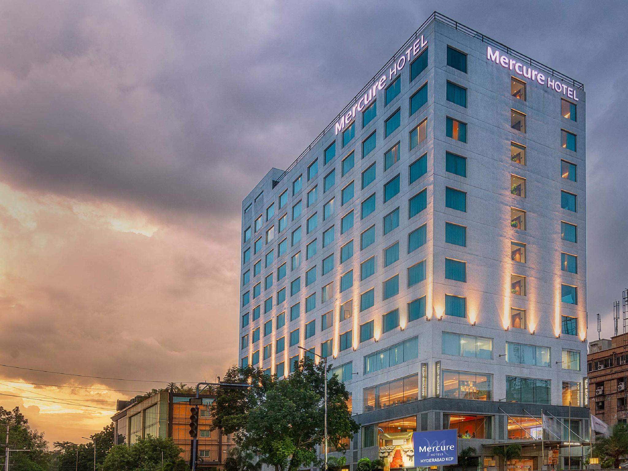 호텔 – Mercure Hyderabad KCP