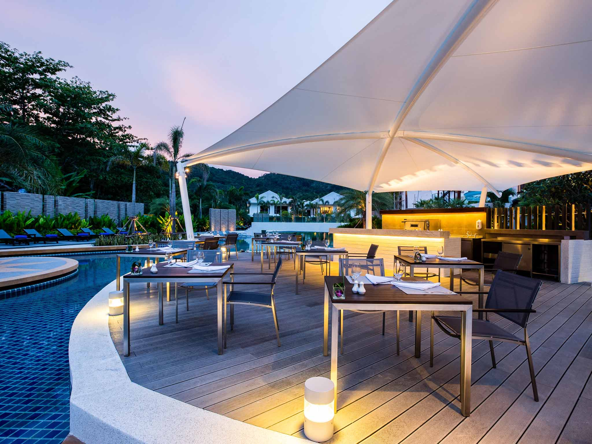 Hotel Novotel Et Karon Beach Resort