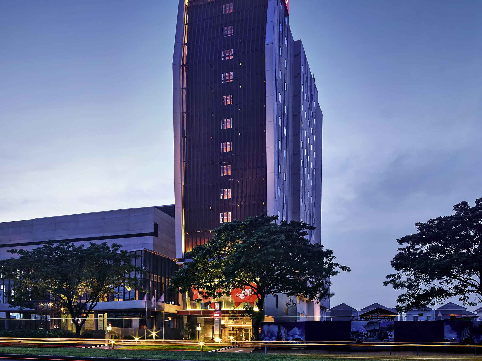 호텔 – 이비스 가딩 세르퐁