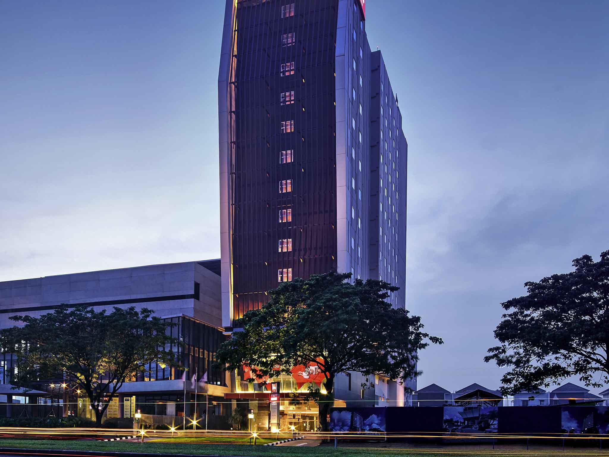 酒店 – 宜必思加丁塞尔彭酒店