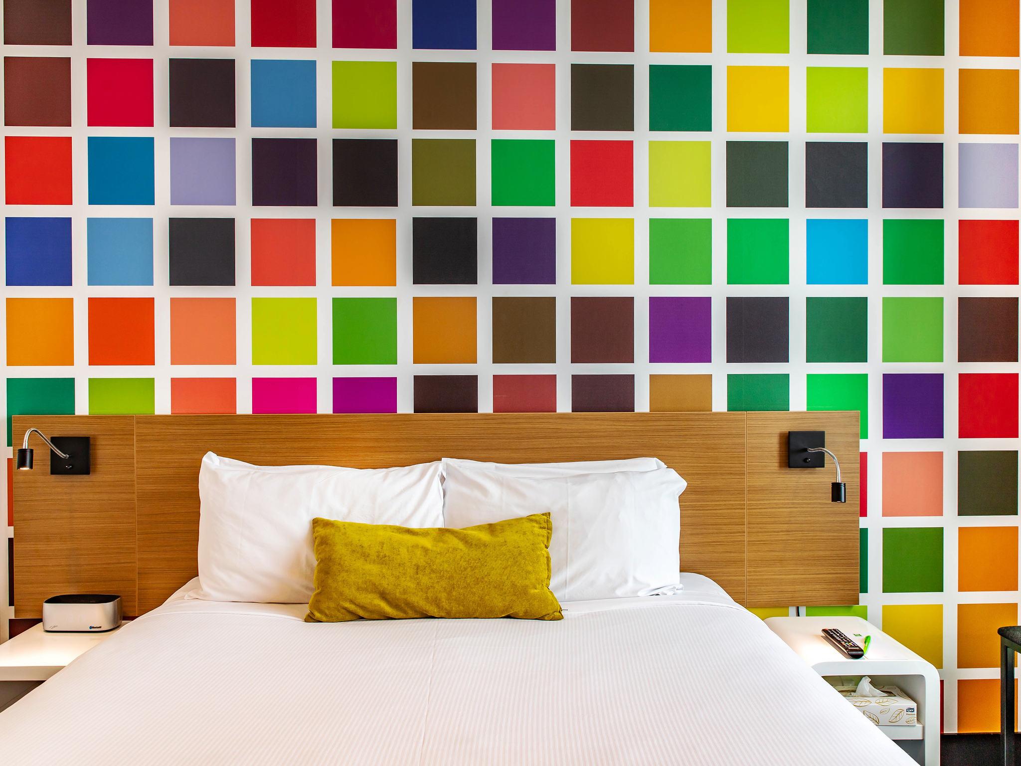 酒店 – 宜必思尚品布里斯班伊丽莎白街酒店