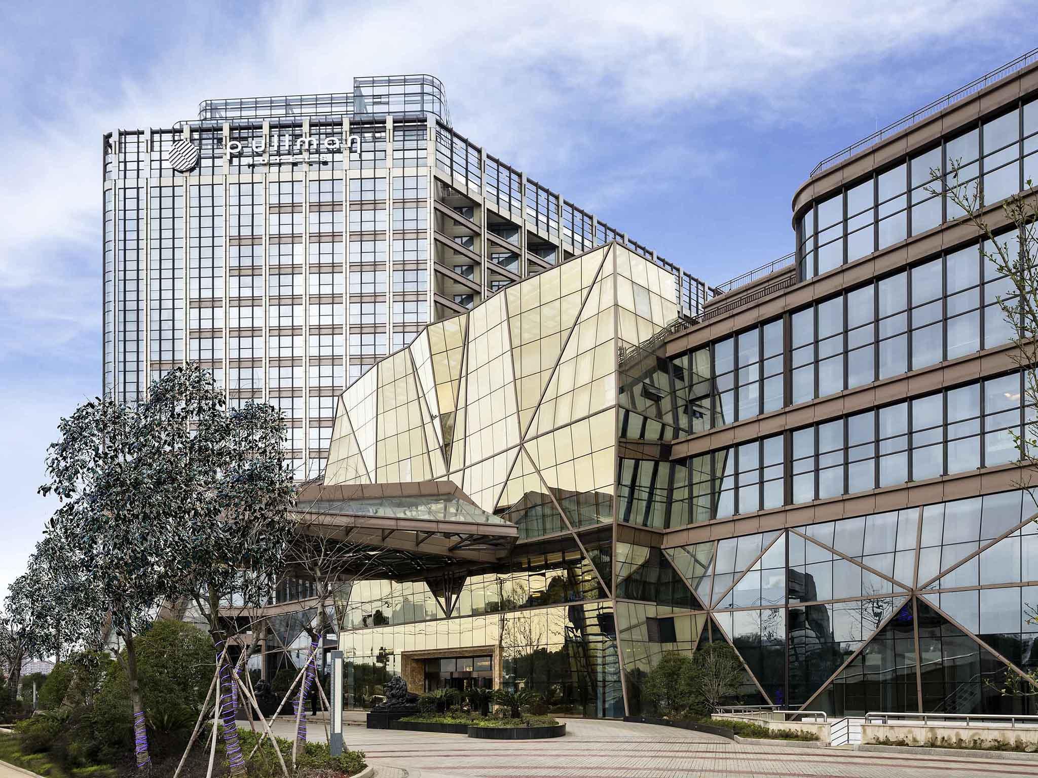 โรงแรม – Pullman Wenzhou