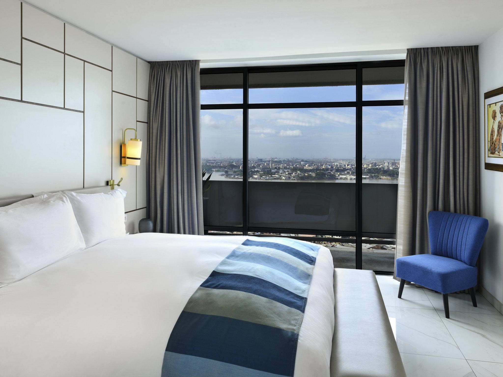 호텔 – Sofitel Abidjan Hôtel Ivoire