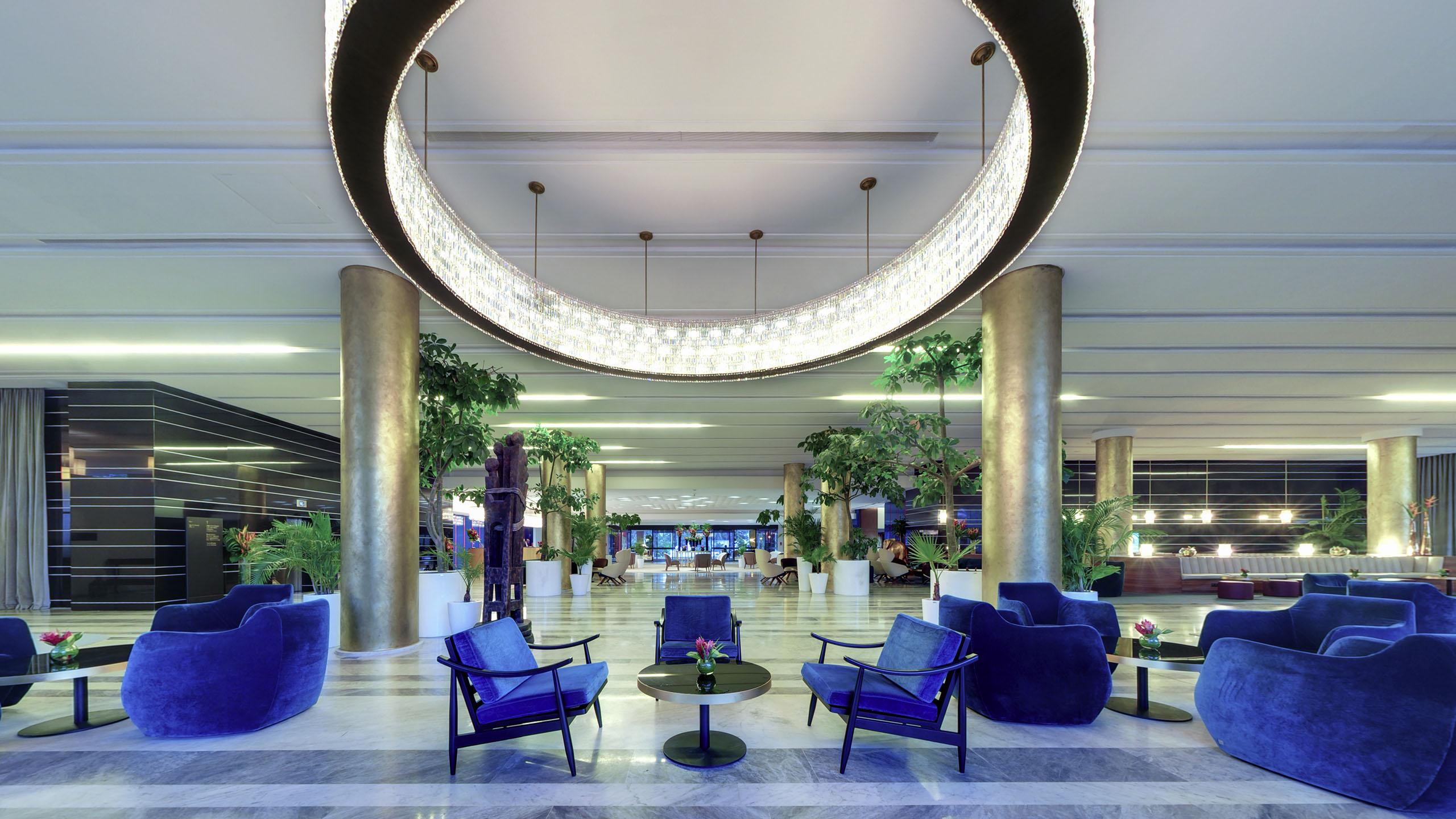 Hotel de luxe abidjan u sofitel abidjan hôtel ivoire