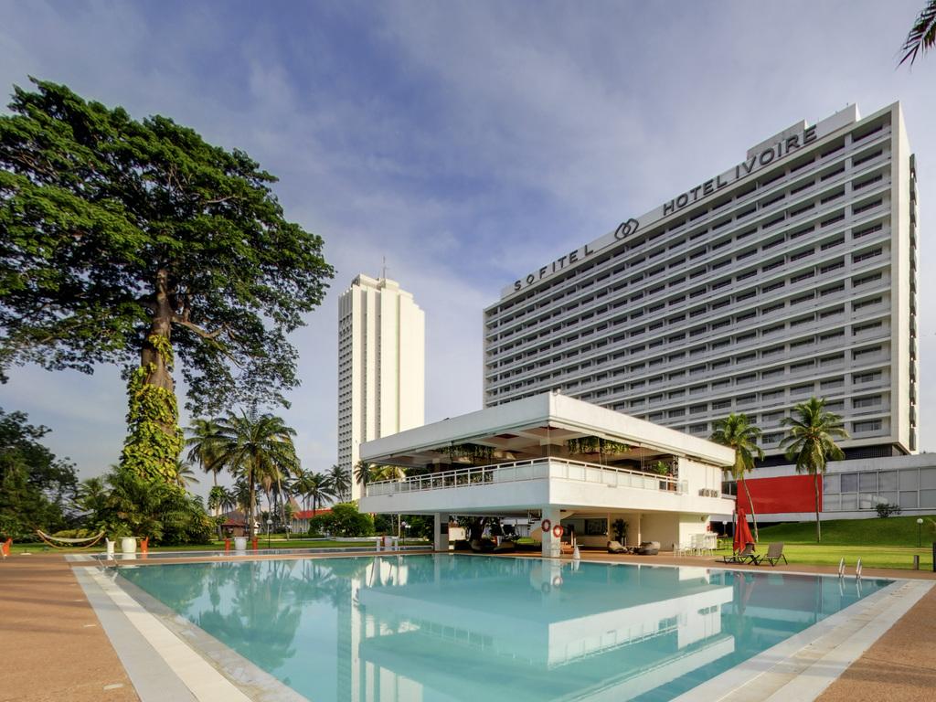 """Résultat de recherche d'images pour """"abidjan, hotel ivoire"""""""