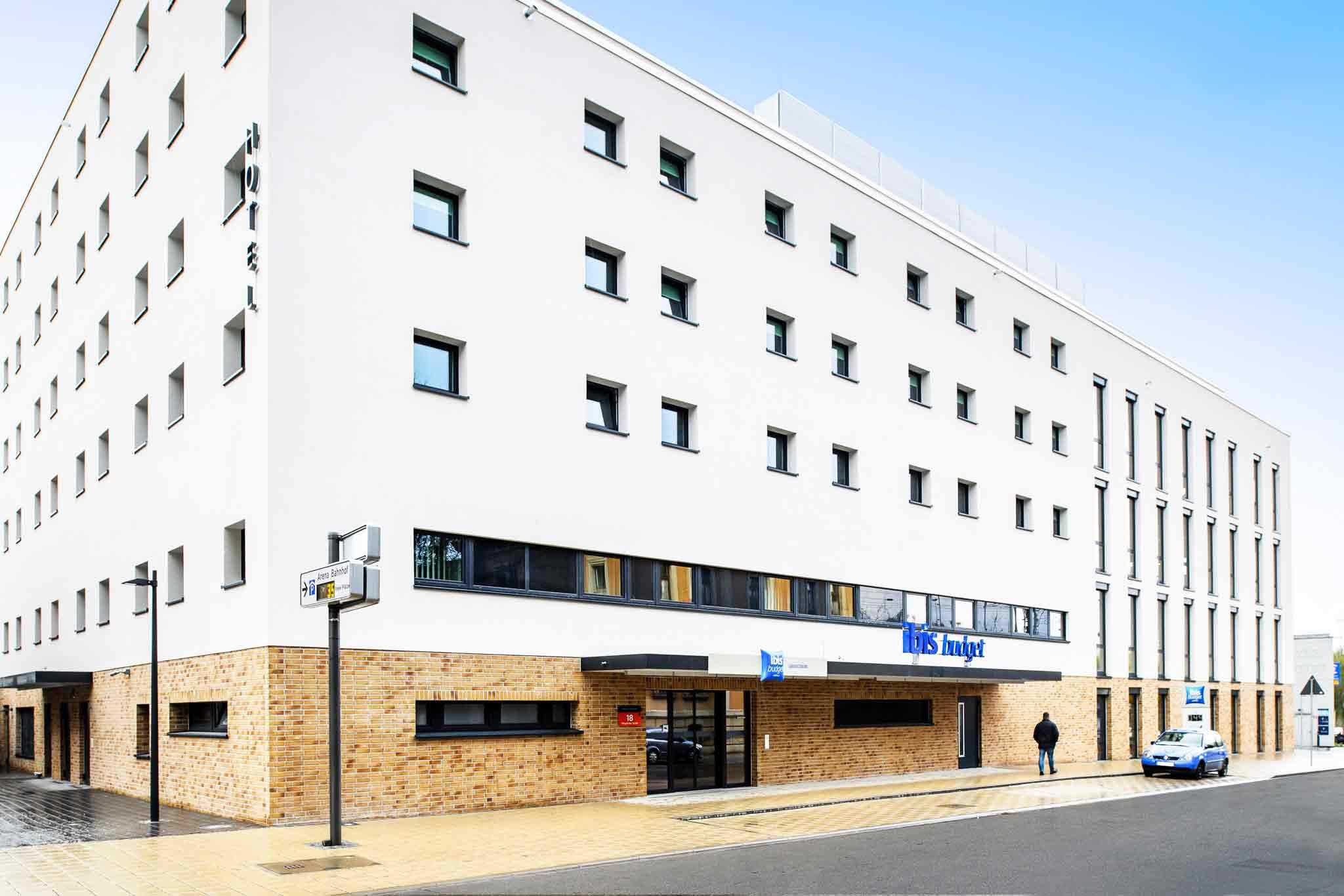 Отель — ibis budget Ludwigsburg