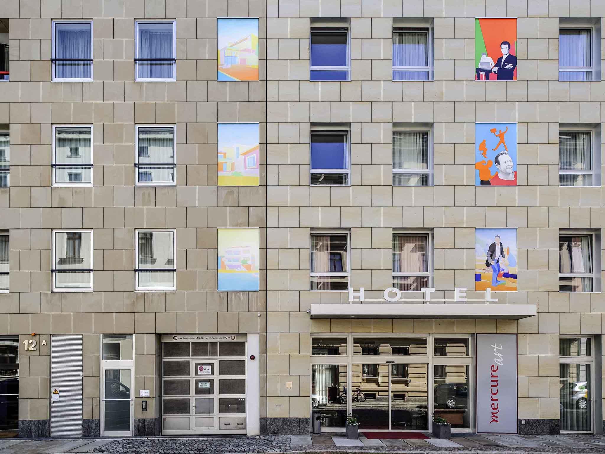 Hotel Leipzig Book Hotel