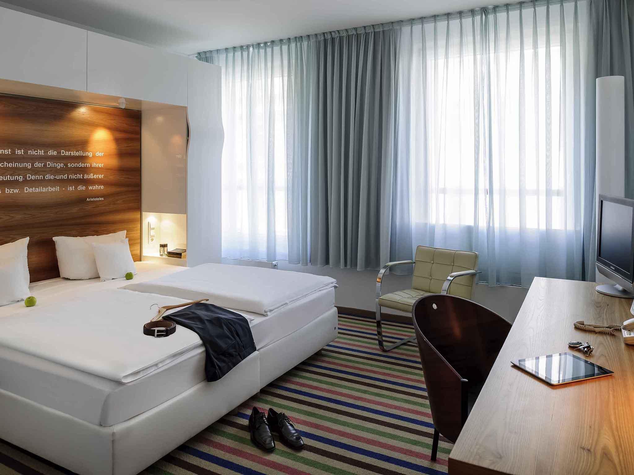 Mercure Hotel Art Leipzig. Book your hotel now! Free Wifi!