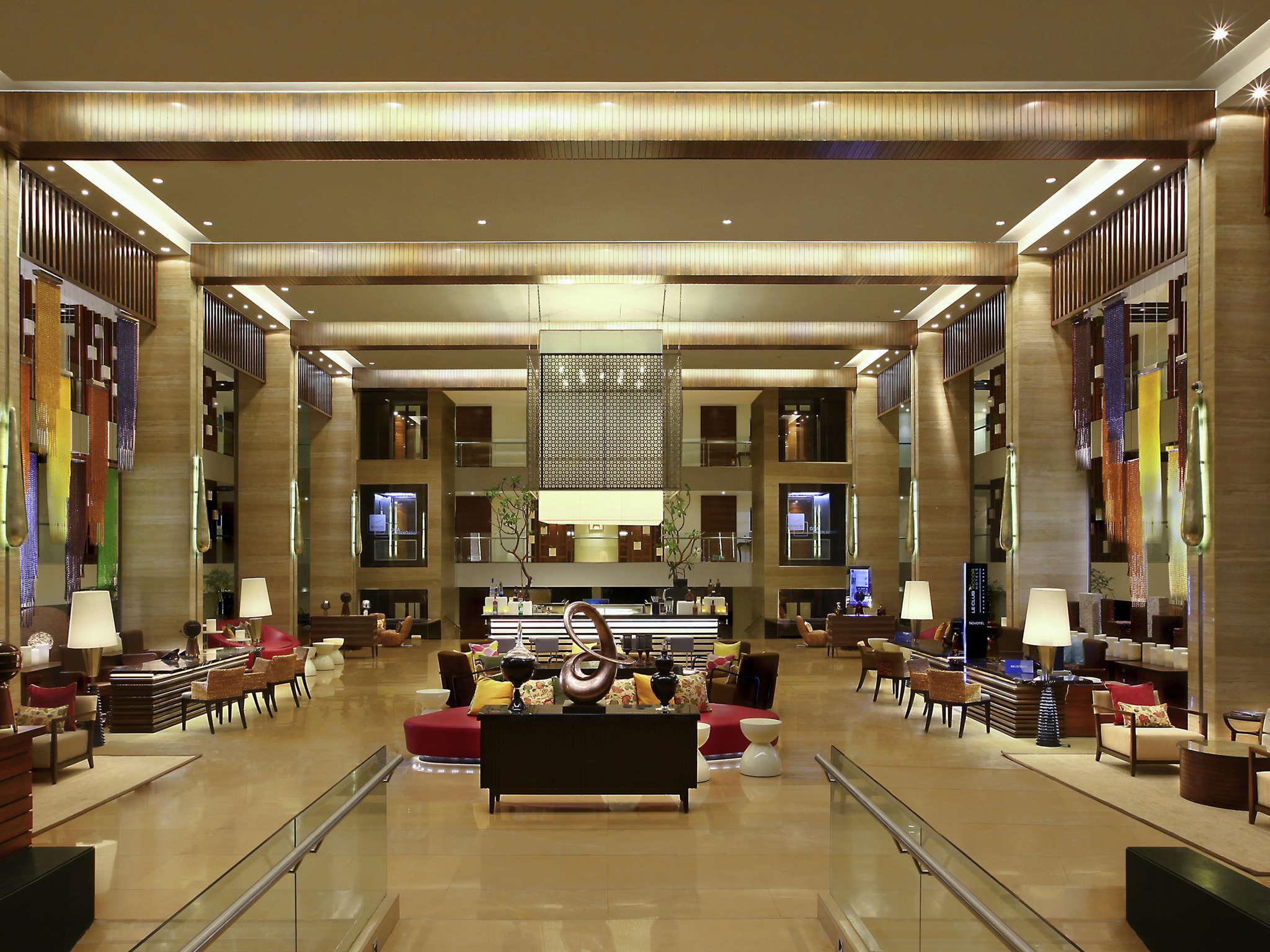 Hotel Novotel Goa Shrem Rooms