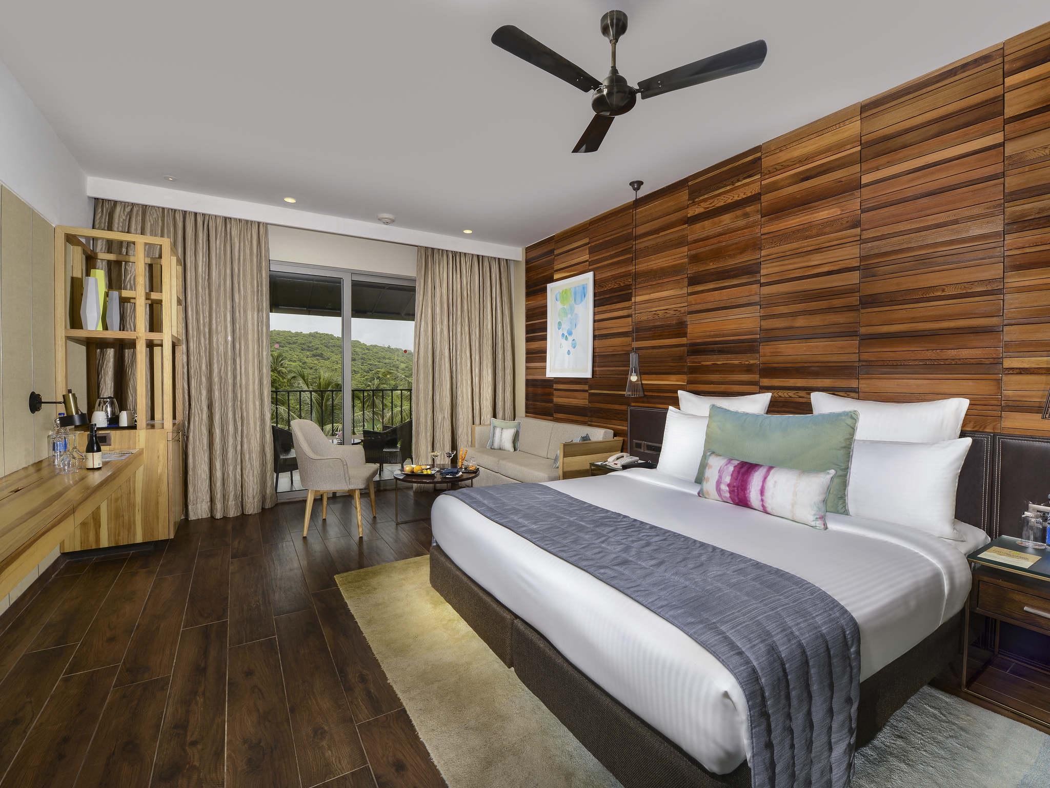 Rooms Novotel Goa Shrem
