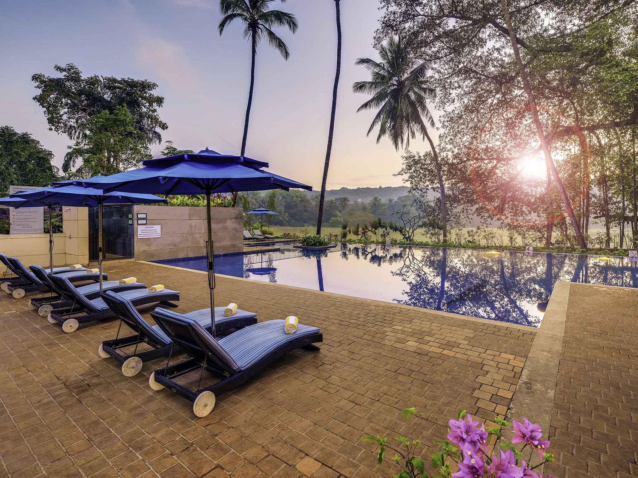 โรงแรม – Novotel Goa Resort & Spa