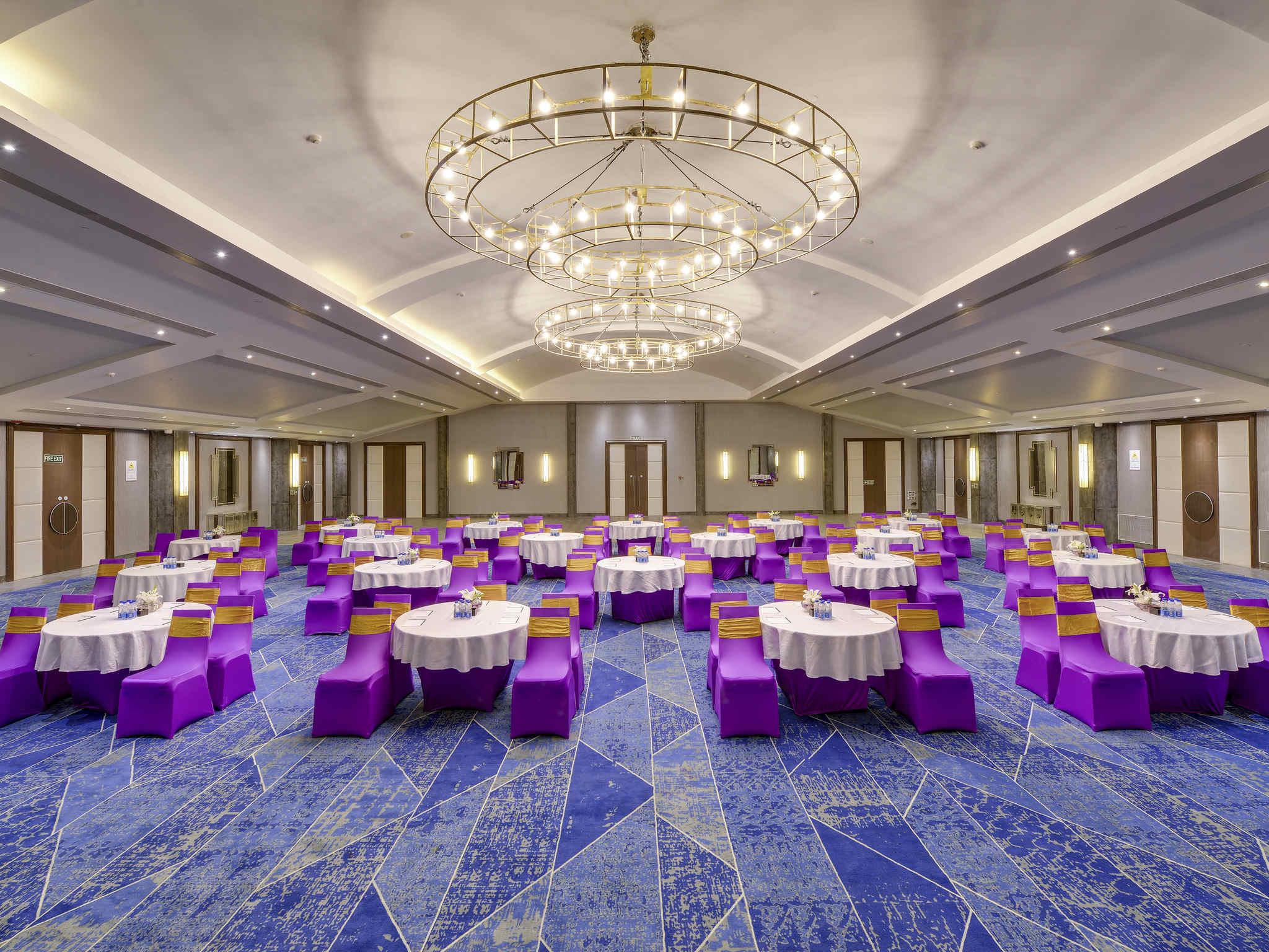 Rooms: 5-Star Shrem Resort-Novotel Goa Resorts & Spa