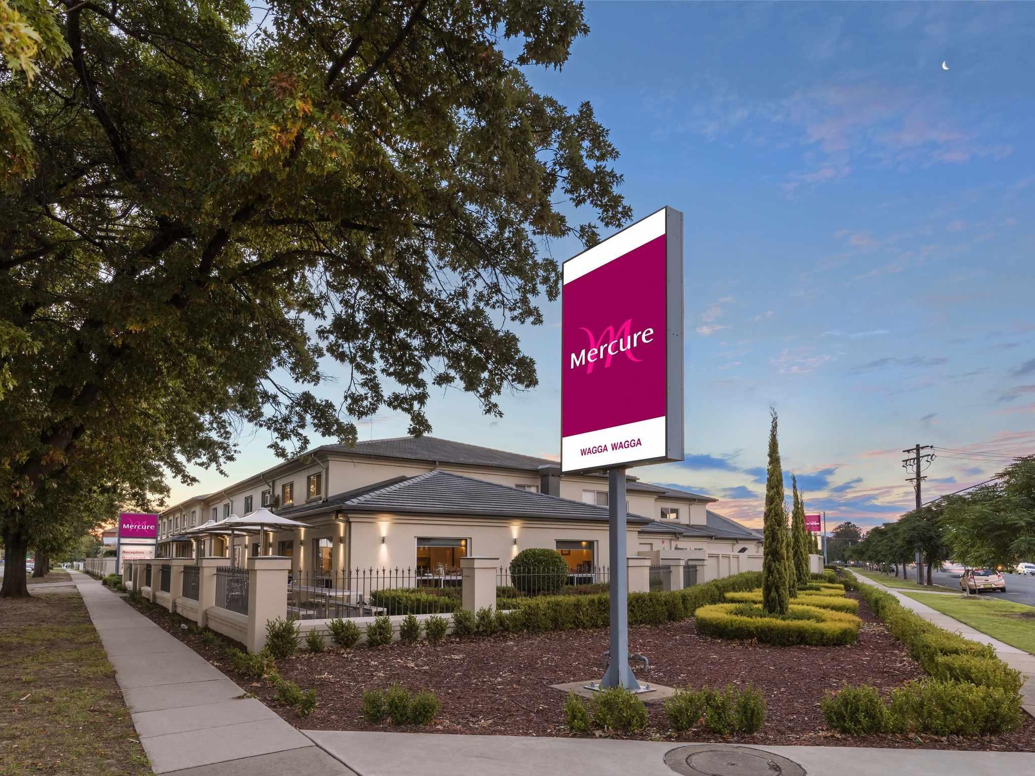 โรงแรม – Mercure Wagga Wagga