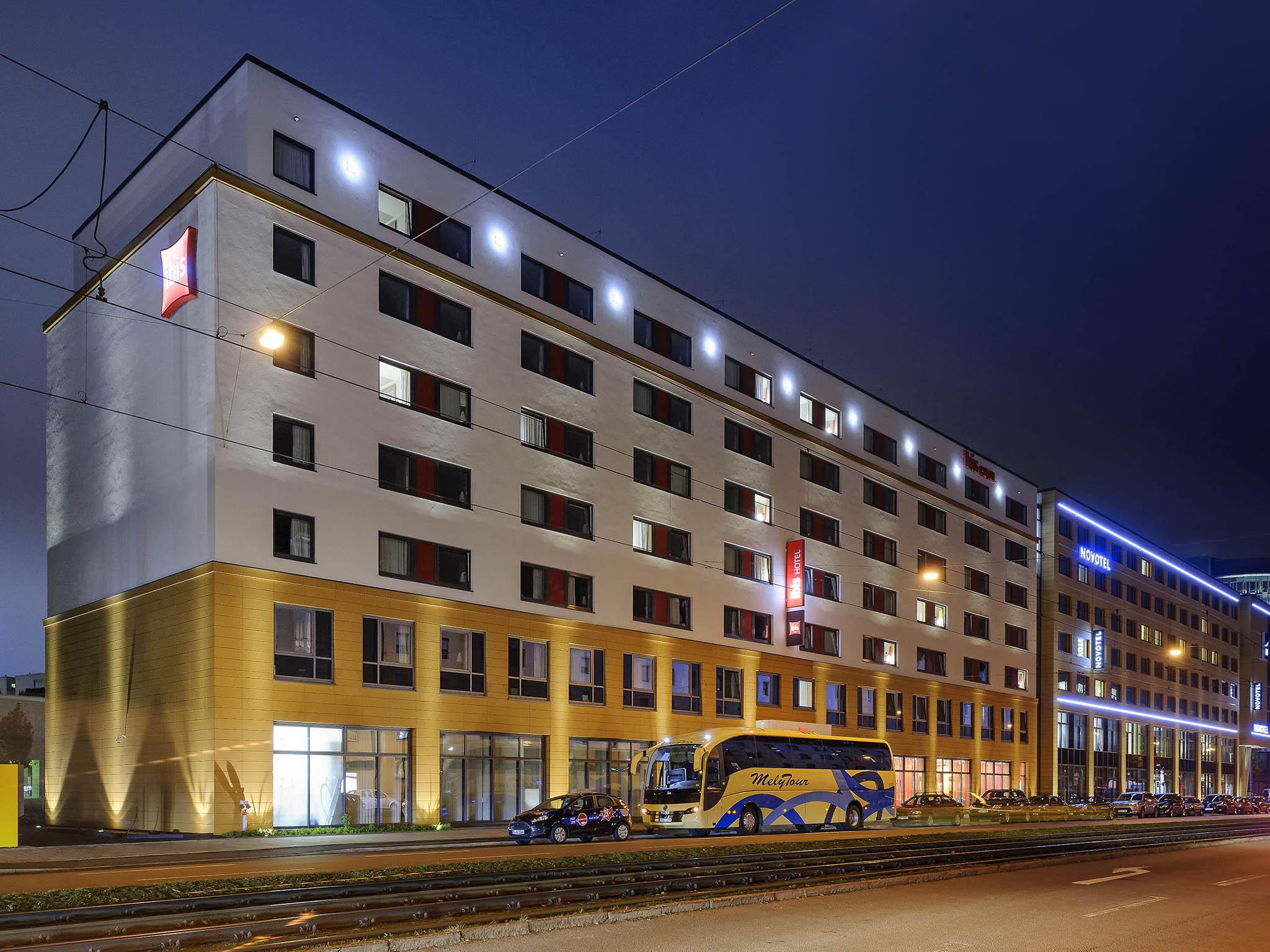 Отель — ibis Мюнхен Сити Арнульф Парк