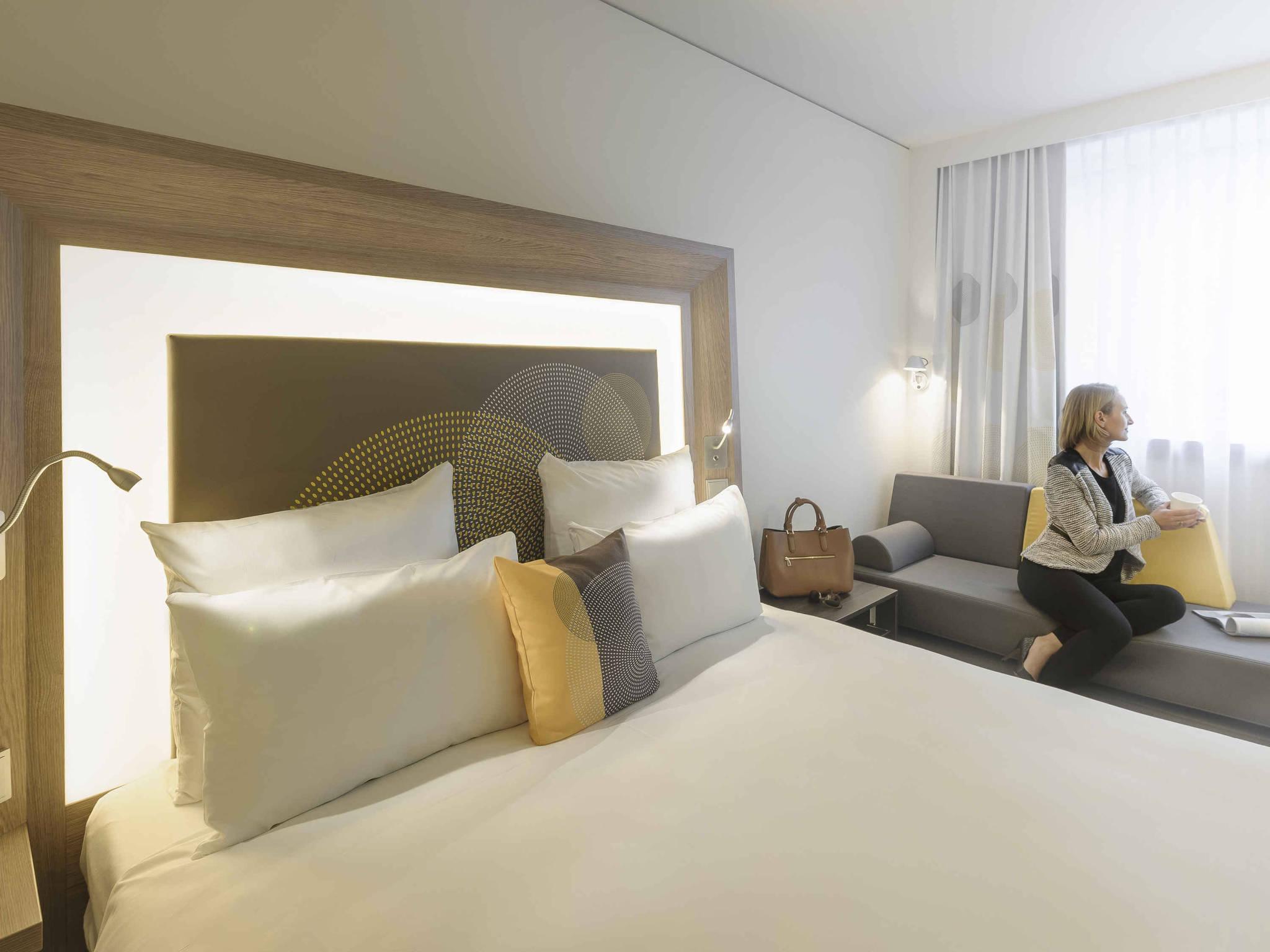 Hotel – Novotel Muenchen Arnulfpark