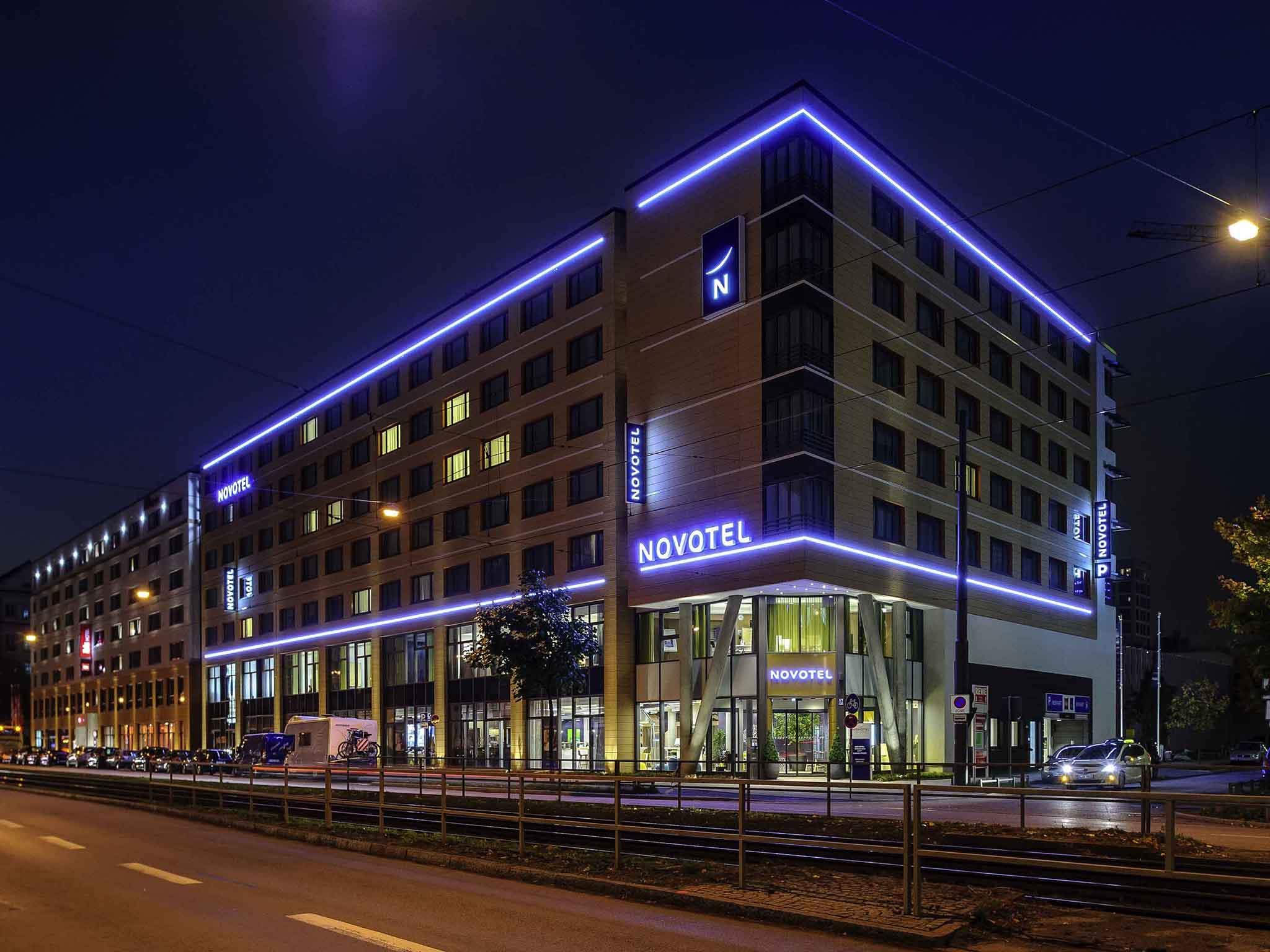 Hotel Novotel Muenchen City