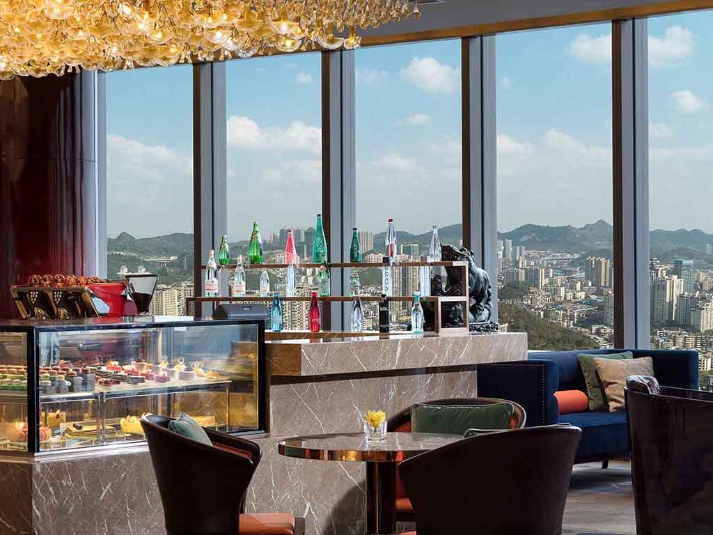 Bar Le French Flair luxury hotel guiyang – sofitel guiyang hunter
