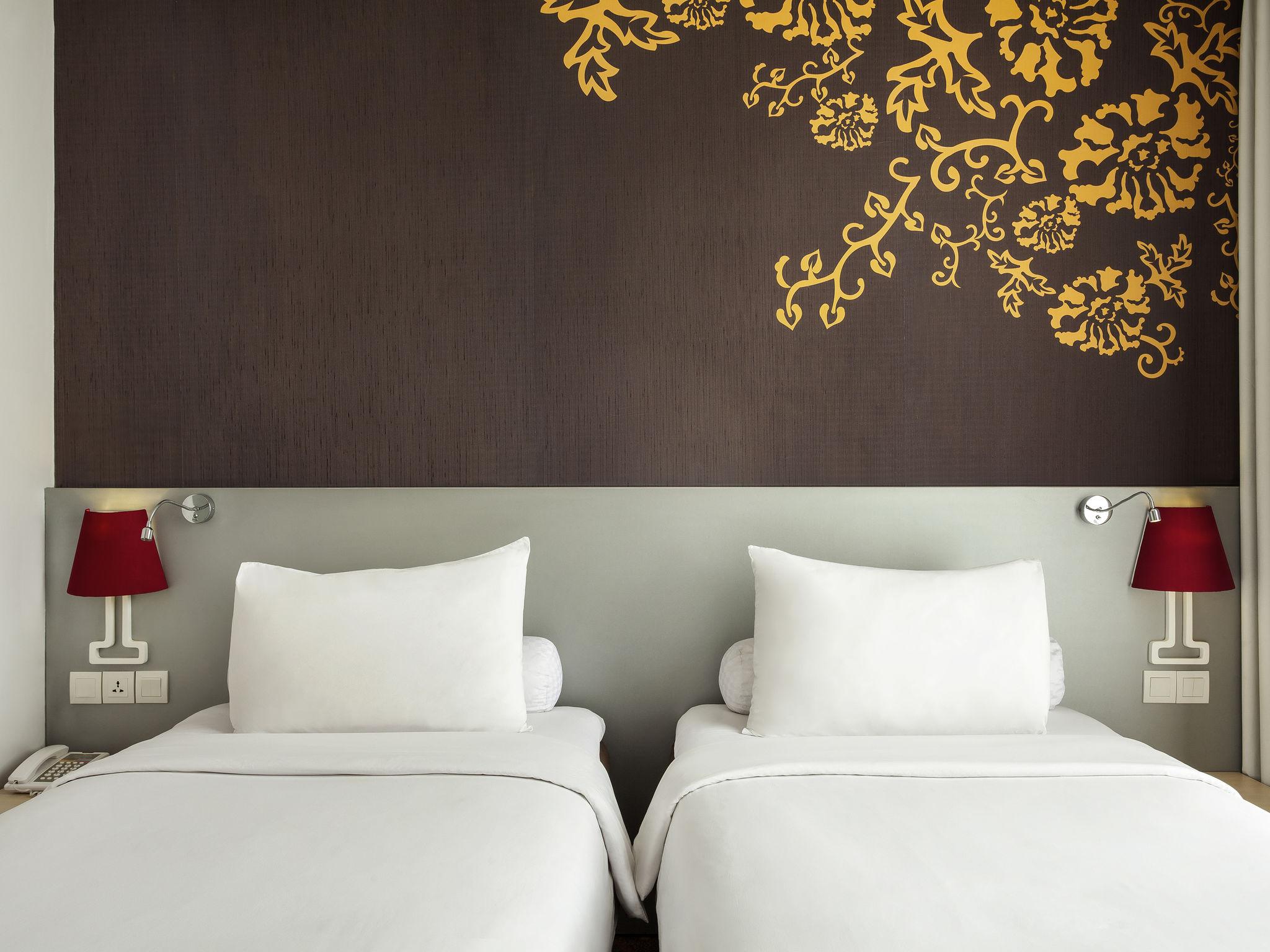 Hotel In Malang Ibis Styles Malang