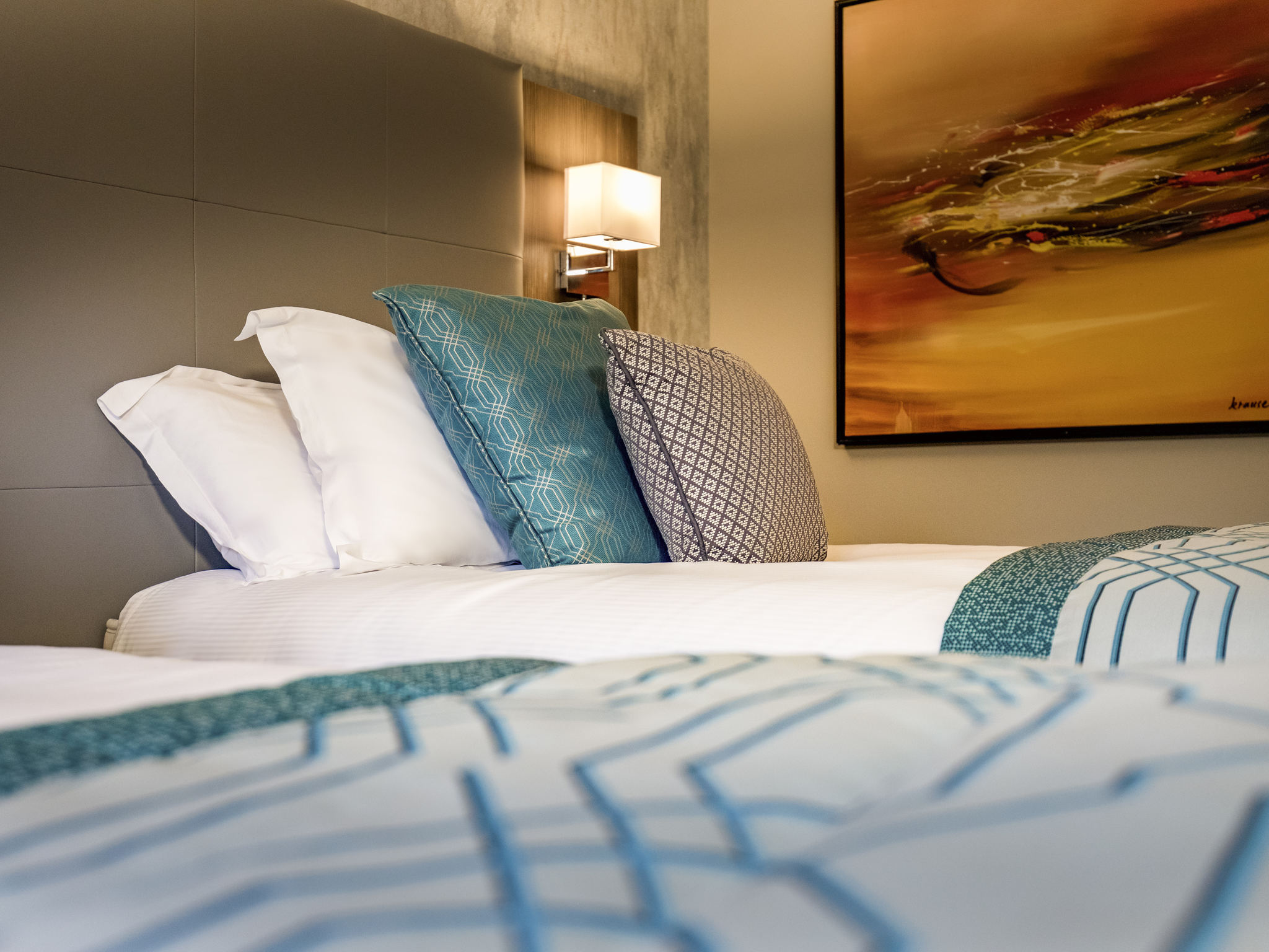 โรงแรม – Mercure Milton Keynes Hotel