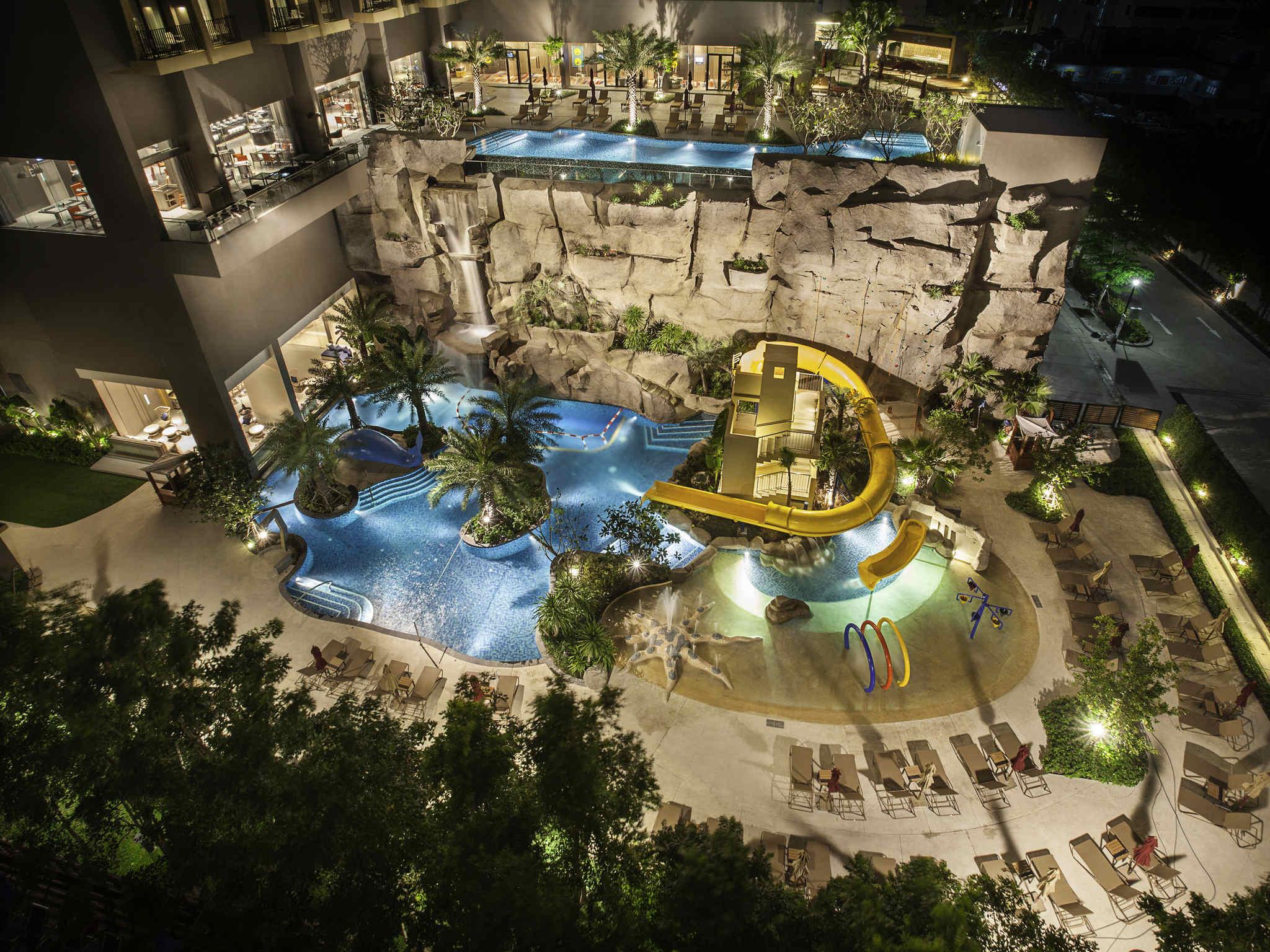 酒店 – 芭堤雅美居海洋度假酒店