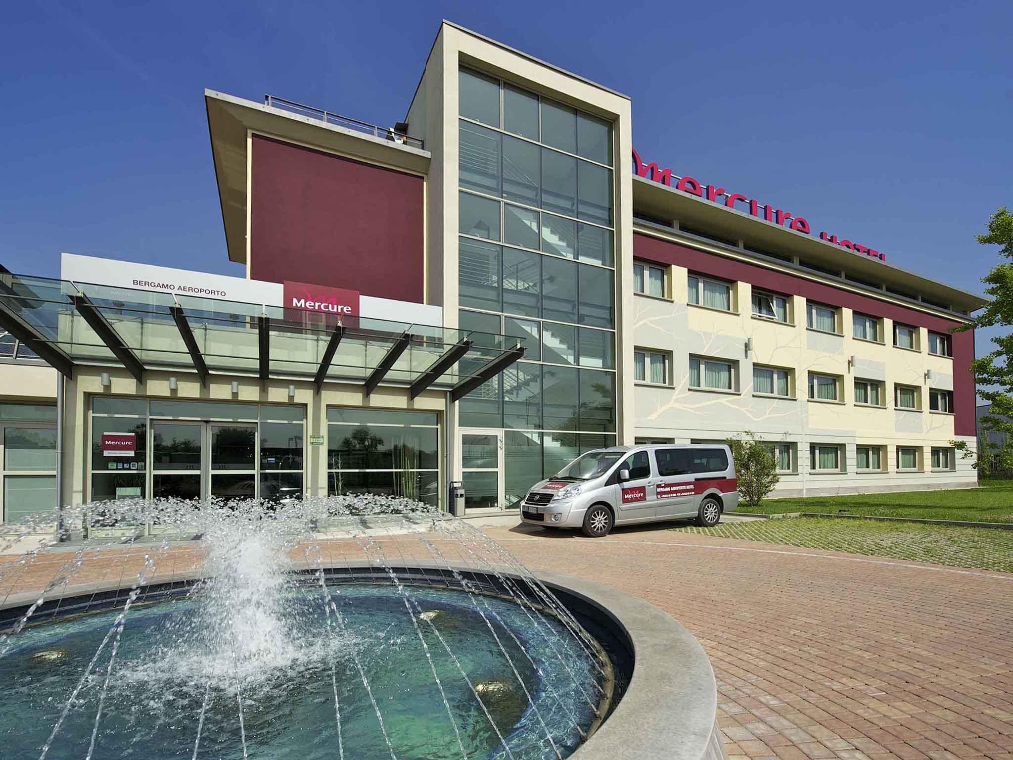 酒店 – 贝加莫机场美居酒店